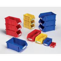 Buy cheap Stackable Wall Mount Storage Garage Plastic Bins Tool Organizer Spare Parts Bin HAP350712 from wholesalers