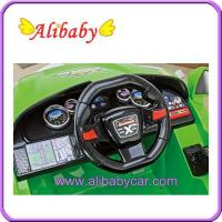 Buy cheap A00112 baby ride on toy car USA models from wholesalers