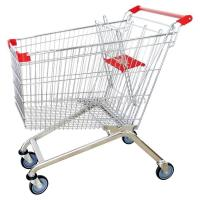 Buy cheap European Style Grocery Shopping Trolley from wholesalers