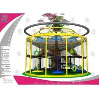 Buy cheap Soft indoor playground equipment from wholesalers