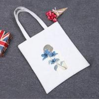 Buy cheap Shopping Bag White Eco Strong Drawstring Shopping Bag from wholesalers