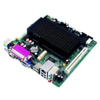 Buy cheap Mini-ITX Motherboard with Intel Atom D525 CPU from wholesalers