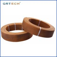 Buy cheap Non-asbestos Woven Resin Brake Lining Roll from wholesalers