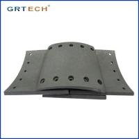 Buy cheap Drillning Drum Brake Linings For Trucks, Buses from wholesalers