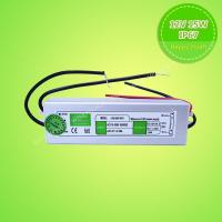 Buy cheap Waterproof LED power supply Constant Voltage 12v 15w IP67 from wholesalers