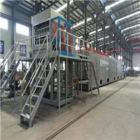 Buy cheap Wasted Paper Pulp Molding Egg Tray Machine Production Line from wholesalers