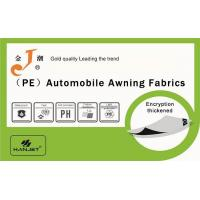 Buy cheap Automobile Awning Fabrics from wholesalers