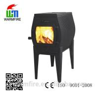 Buy cheap 2015 popular small cast iron wood burning stove for sale from wholesalers