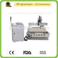 Buy cheap QL-M25 Sculpture Wood Carving CNC Router Machine 1325 from wholesalers