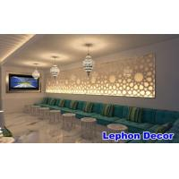Buy cheap 3D Wall Panels White 3D Wall Panels from wholesalers