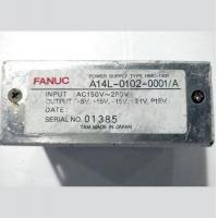 Buy cheap Original New Fanuc CNC machinery parts FANUC power supply A14L-0102-0001#A/A from wholesalers