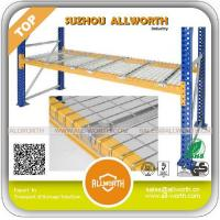 Buy cheap WAREHOUSE RACK PALLET RACK WITH DECKING from wholesalers