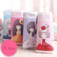 Buy cheap Pencil case Teethpaste shape pencil case from wholesalers