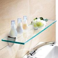 Buy cheap Tempered shelf glass used for shower shelf,furniture,drawer etc. from wholesalers