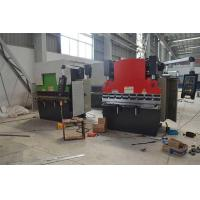 Buy cheap WC67Y-500T 3200MM hydrolic press break,bead roller machine, power press brake with good from wholesalers