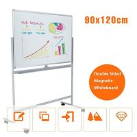 Buy cheap Magnetic Writing Board Interative Double Sides Magnetic Whiteboard from wholesalers