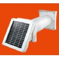 house hold appliances Solar extractor fan 100mm