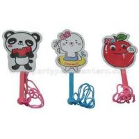 Lovely PP Hand Fan r for parties and toys , beautiful hand held fans Animal Printed