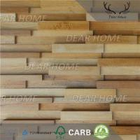 Buy cheap 3D Wood Wall Panels 3D Art Wood Paneling from wholesalers