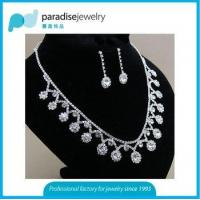 Wholesale crystal necklace from china suppliers