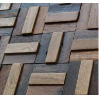 Buy cheap Wood Wall Paneling 3D Decorative Wall Tiles from wholesalers