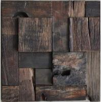 Buy cheap Wood Wall Paneling 3D Wall Sheets from wholesalers