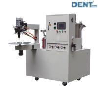 DT-2 A B Two compounds filter End Cap Gluing Machine