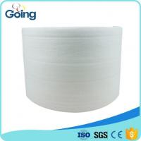 Wholesale Stretchy Side Ear Non Woven Fabric Roll Raw Material For Baby Diaper from china suppliers