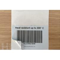 Buy cheap Steel & Metallurgy High-temperature Resistant Aluminum Foil Label from wholesalers