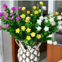 Buy cheap Factory Supplier Artificial Flower Decoration Ideas For Home Decoration from wholesalers