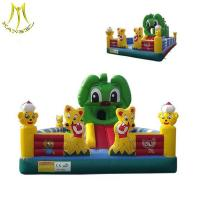 Buy cheap Kids Amusement Park Toddler Inflatable Bouncer from wholesalers