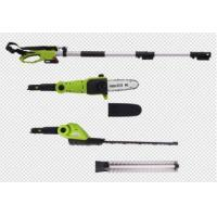 Buy cheap Cordless Tools 2in1 20V cordless pole chainsaw/hedge trimmer from wholesalers