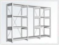 Buy cheap Warehouse Rack---T-Post shelf from wholesalers