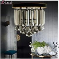 Wholesale Crystal Flush Mount Light from china suppliers
