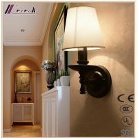 Buy cheap Modern Black Swing Arm Wall Mounted Reading Lights/wall Lamps for Bedroom from wholesalers