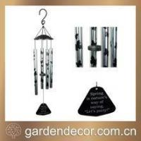 Buy cheap Have Stock! Painted Resin Birdhouse Wind Chime for Garden Decoration from wholesalers