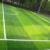 Buy cheap Voetbalgras Futsal Court Flooring Plastic Lawn from wholesalers