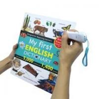 Buy cheap The Best English Picture Children Dictionary and Reading Pen with Blue Children's English Dictionary from wholesalers