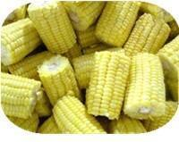 Wholesale Frozen Boiled Glutinous Corn Cut from china suppliers