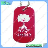 Wholesale high quality aluminum dog tag from china suppliers