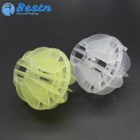 Buy cheap Multi-faceted Hollow Sphere Hollow Plastic Ball from wholesalers