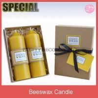 Buy cheap Beeswax Church Candles Gift Box from wholesalers