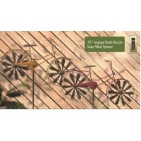 Buy cheap Vintage Planter Container With Spinning Wheel from wholesalers