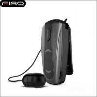 China Retractable Bluetooth Earphone Noise Cancelling on sale