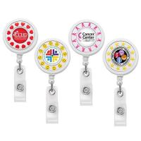 Buy cheap Badge Reels Heart Spinner Badge Reel from wholesalers
