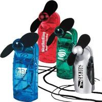 Buy cheap Summer promotional items Maxi Mini Fan from wholesalers