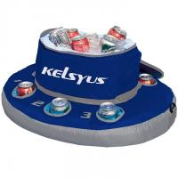 Buy cheap Summer promotional items Inflatable Floating Cooler from wholesalers