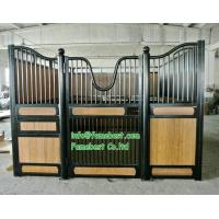 Buy cheap Horse Stable Stall Horse Stall Box buliding from wholesalers