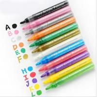 Buy cheap Multicolor Acrylic Paint marker from wholesalers