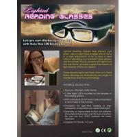Buy cheap Consumer Electronic product series LED Lighted Reading Glasses SDR018814 from wholesalers